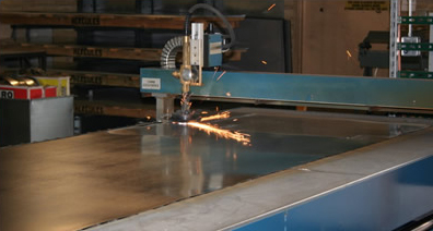State of the Art, Computerized Plasma Cutter